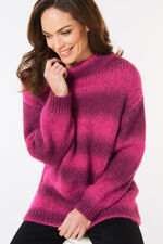Chunky Knit Ombre Jumper