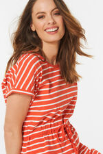 Stripe Jersey Tunic