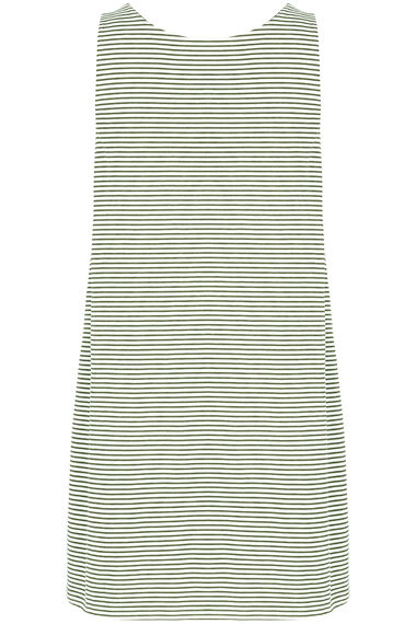 Reversible Stripe Swing Tunic