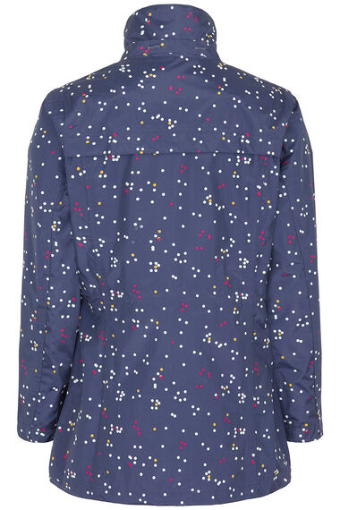 Spot Printed Waterproof Coat
