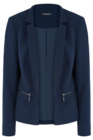 Textured Occasion Jacket