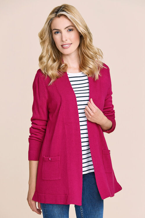 Supersoft Longline Cardigan