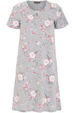 Pink Floral Nightshirt