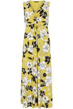Twist Front Maxi Dress