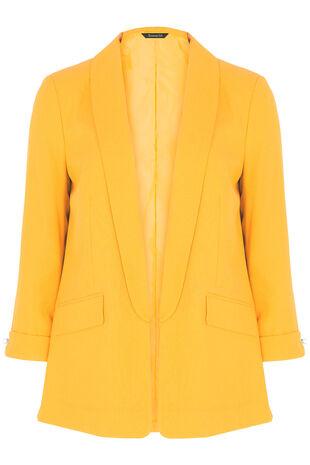 Plain Coloured Blazer