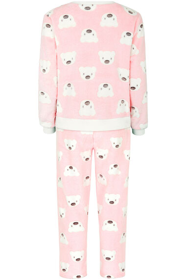 Stella Morgan Bear Print Loungewear Set