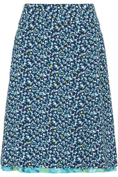 Floral Reversible Skirt