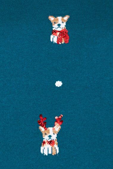Corgi Dog Christmas Jumper