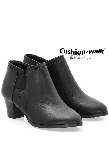 Cushion Walk Smart Heeled Boot