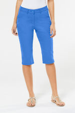 Knee Length Cropped Trouser