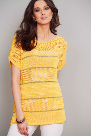 Join Us Crochet Jumper