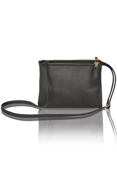 Multi Pocket Cross Body Bag