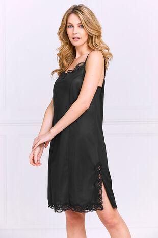 Knee Length Slip Dress