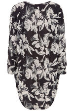 Stella Morgan Floral Soft Touch Tunic