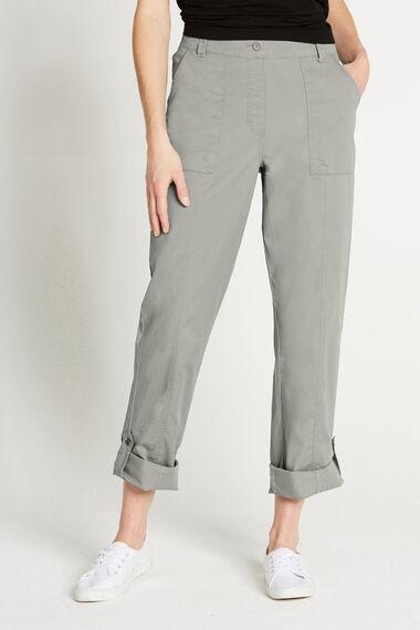 53b9969ecf3d Buy 2 In 1 Cotton Cargo Trousers