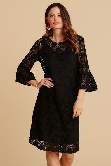 Salvari Lace Dress