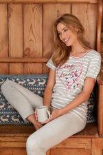 Heart & Stripe Gift Pyjama