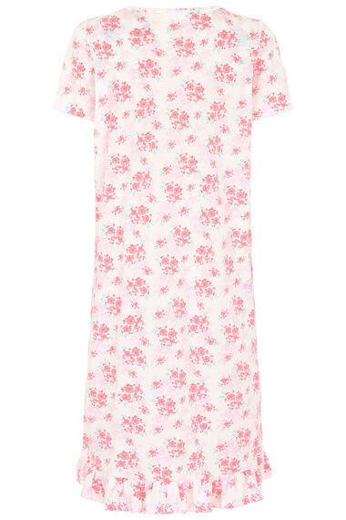 Floral Frill Classic Nightdress