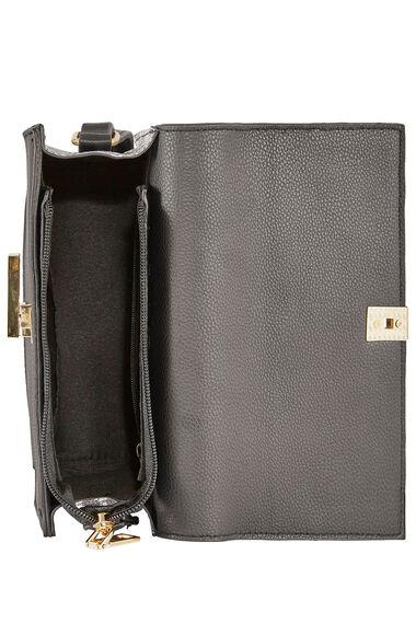 PL Handbags Cross Body Snake Print Bag