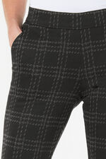 Ponte Check Trouser