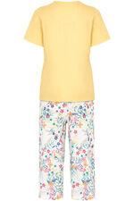 Sketchy Floral Pyjama Set