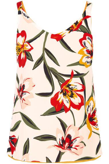Reversible Cami in Floral Print