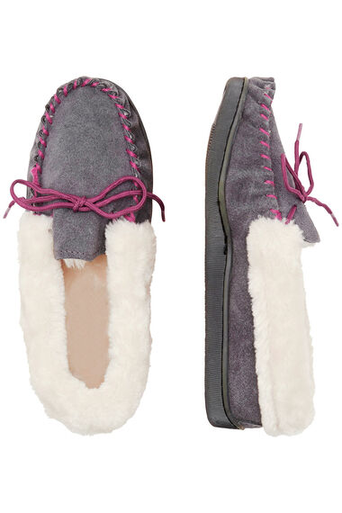 Real Leather Moccasin