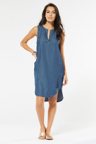 Izabel Denim Dress