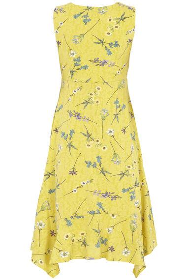 Hanky Hem Burnout Dress