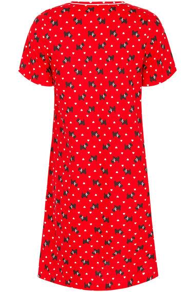 Red Scotty Dog Nightdress
