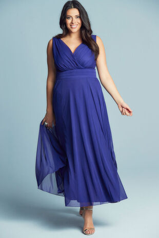 Scarlett & Jo Marilyn Maxi Dress