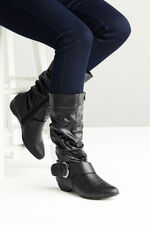 Comfort Plus Slouch Boot