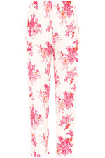 Sleeveless Floral Pyjamas