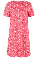 Spot Print Nightdress