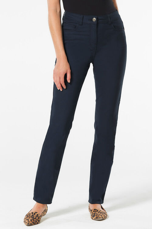 Susie Slim Leg Coloured Jean