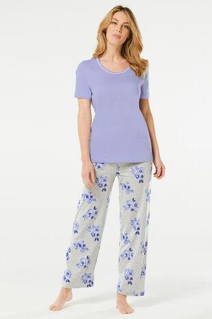 Watercolour Floral Pyjama Set