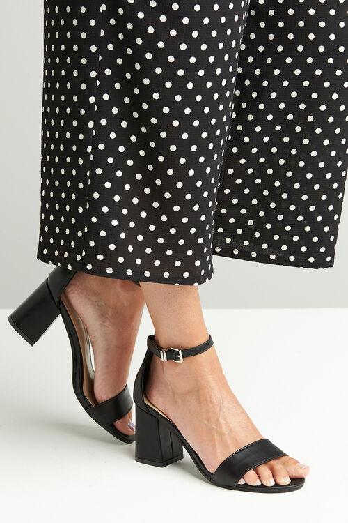 Krush Mid Heel Sandal