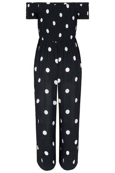 Spaced Spot Jumpsuit