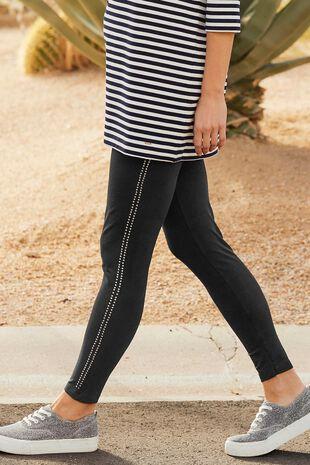 Stud Detail Legging