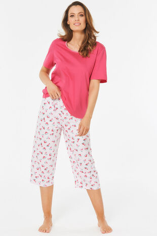 Watermelon Crop Pyjama