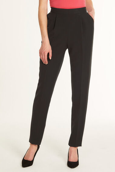 Smart Tapered Trousers