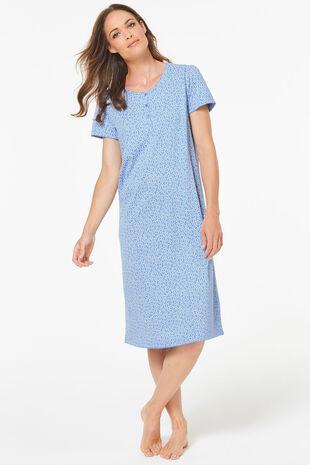4fad50935b859 Ladies Night Dresses | Long & Cotton Night Dresses | Bonmarché
