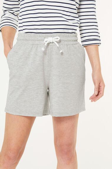 Plain Jersey Short