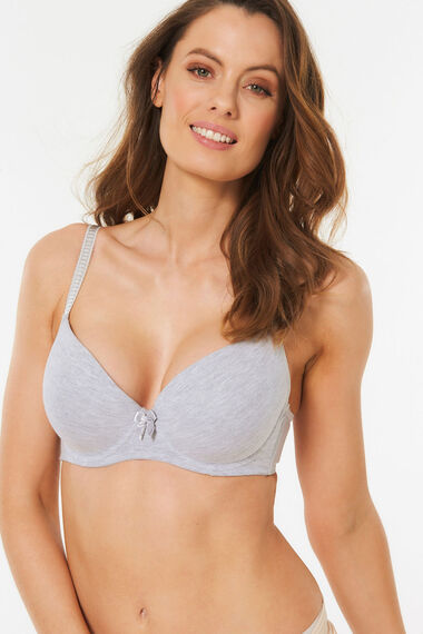 2 Pack Soft Touch Underwire Padded Bra
