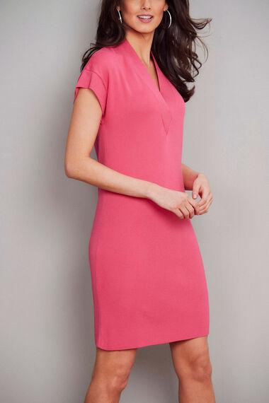 Join Us V-Neck Dress
