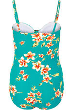 Floral Print Multiway Swimsuit