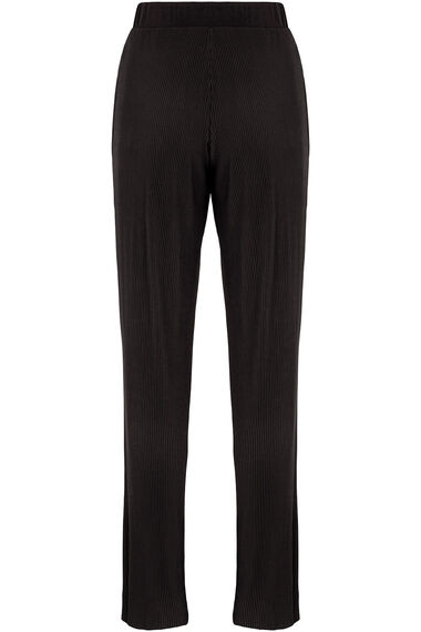 Jersey Plisse Trouser