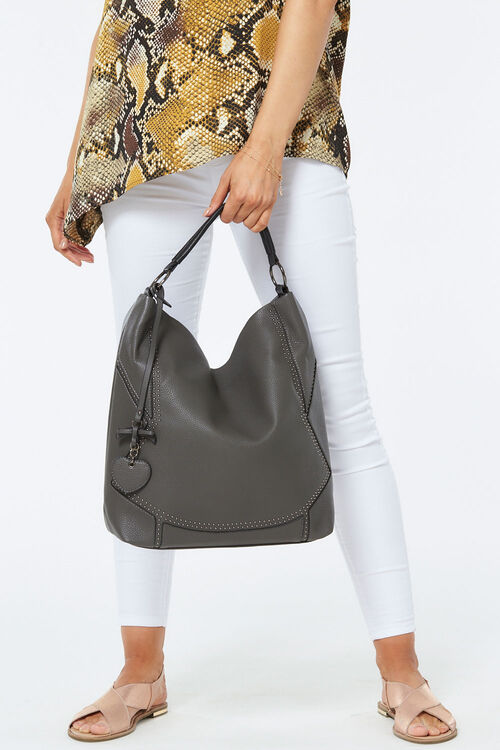 PL Handbags Large Hobo Tote Bag