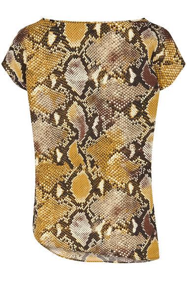 Snake Shell Top