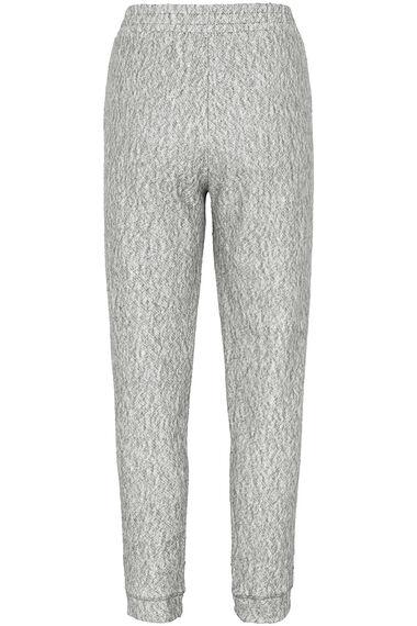 Textured Slim Leg Jog Pant
